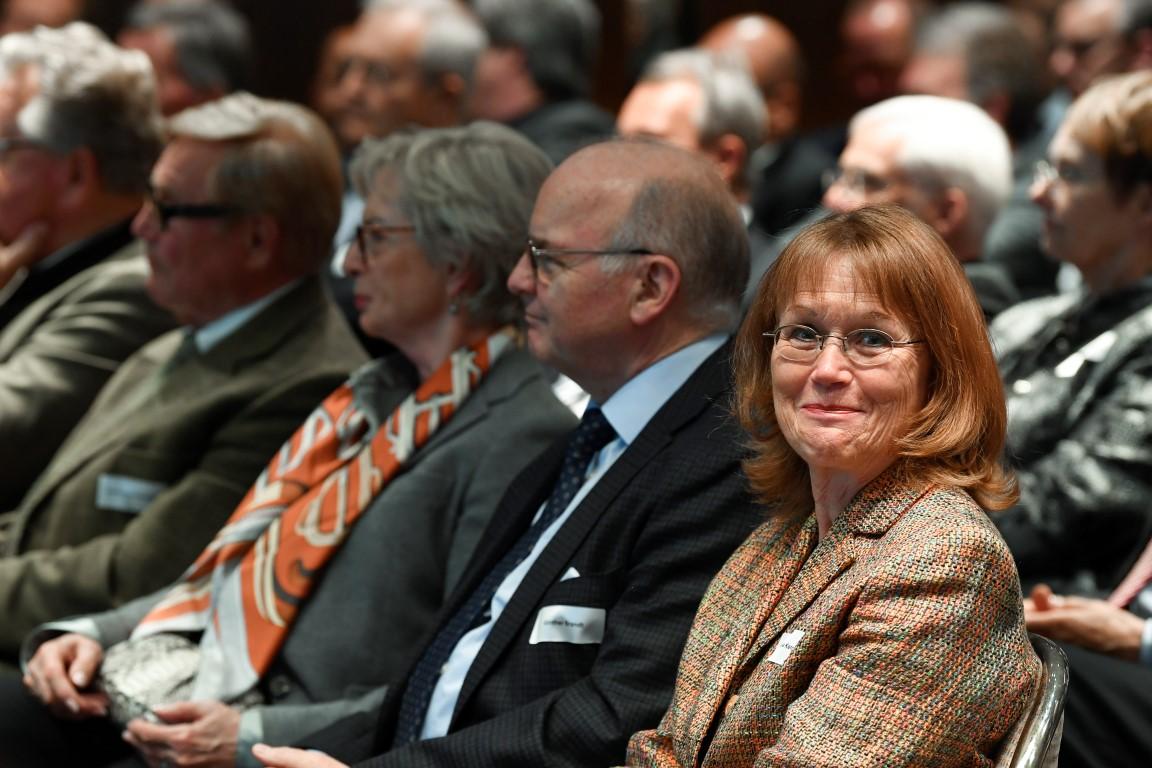 50 Jahre MARITIM Hotelgruppe Mit Dr. Monika Gommolla